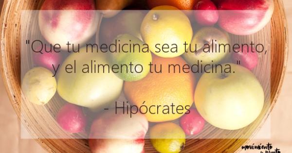 que tus alimentos sean tu medicina mejor real que perfecto