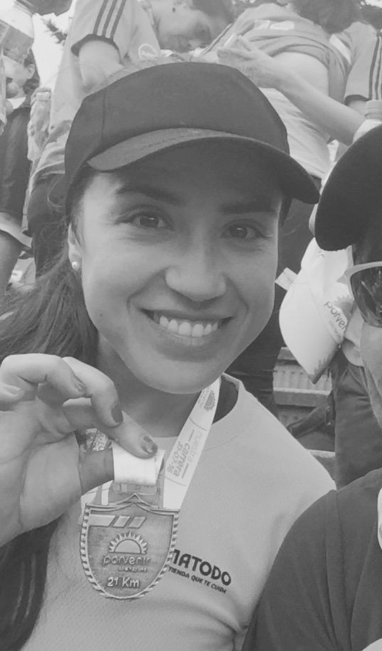 Ana Soler - Mi Primera Media Maratón