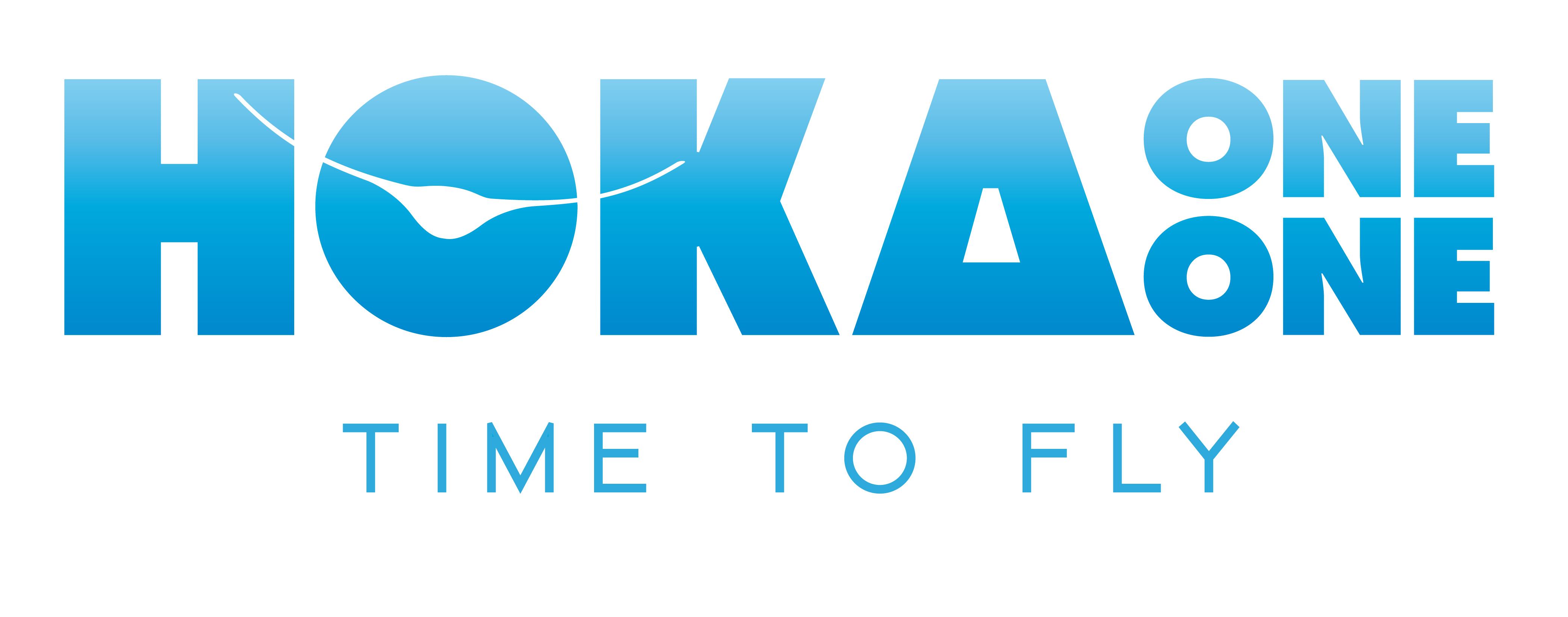 LOGO HOKA One One - Mejor Real que Perfecto